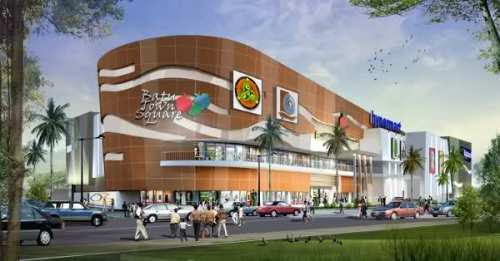 Mall Batu Town square batu malang