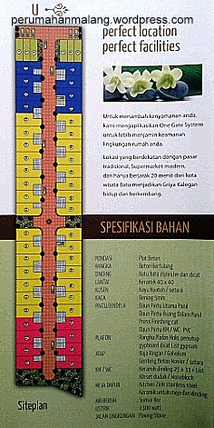 perumahan Kubu Pratama Regency Malang